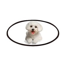 Bichon Frise Patches