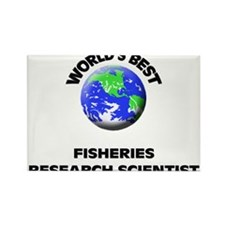 World's Best Fisheries Research Scientist Rectangl