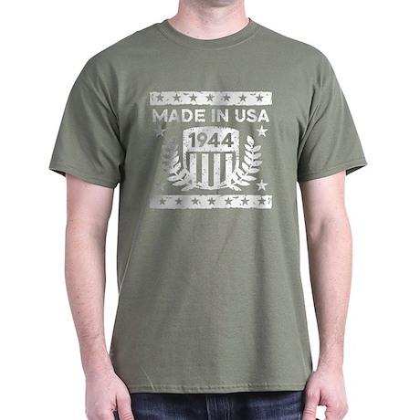 Made In USA 1944 Dark T-Shirt