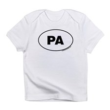Pennsylvania, PA Infant T-Shirt