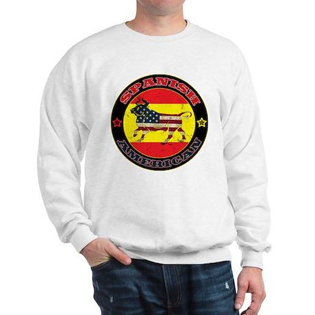 Spanish American Bull Sweatshirt