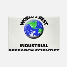 World's Best Industrial Research Scientist Rectang