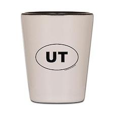 Utah, UT Shot Glass
