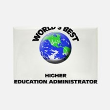 World's Best Higher Education Administrator Rectan
