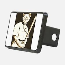 Baseball Cat Hitch Cover