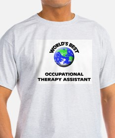 World's Best Occupational Therapy Assistant T-Shir