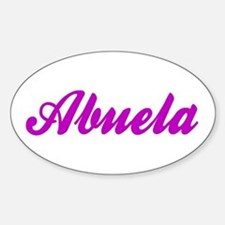 Abuela Vinyl Decal