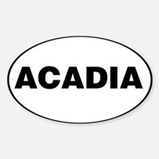 Acadia National Park, Acadia, Bumper Stickers