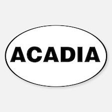 Acadia National Park, Acadia, Decal
