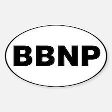 Big Bend National Park, BBNP Decal