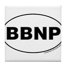 Big Bend National Park, BBNP Tile Coaster