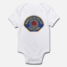 Portland Police Infant Bodysuit