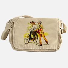 Riding Lessons Messenger Bag