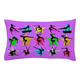 Gymnastics Pillow Cases