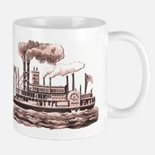 riverboat ride Mug