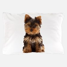 Yorkie Pillow Case