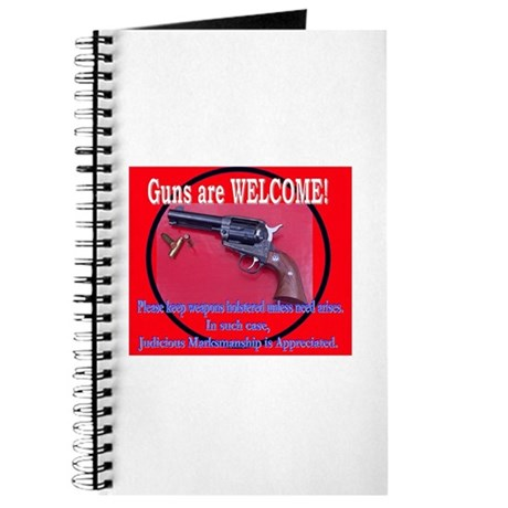 GunsWELCOME Journal