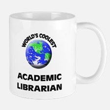 World's Coolest Academic Librarian Mug