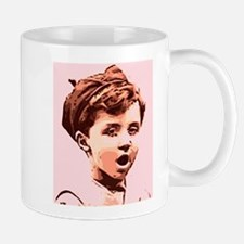 Vintage boy Mug