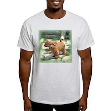 Norfolk Pup Spikesq T-Shirt