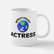 World's Coolest Actress Mug