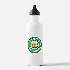 Cinco de Mayo Water Bottle