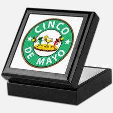 Cinco de Mayo Keepsake Box