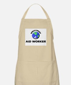World's Coolest Aid Worker Apron