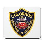 Colorado Corrections Mousepad