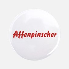 "Affenpinscher 3.5"" Button"