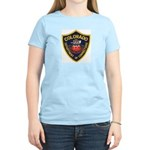 Colorado Corrections Women's Pink T-Shirt