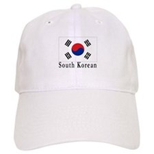 South Korea Baseball Baseball Cap