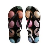 Makeup Flip Flops