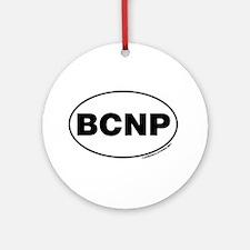 Bryce Canyon National Park, BCNP Ornament (Round)