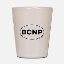 Bryce Canyon National Park, BCNP Shot Glass