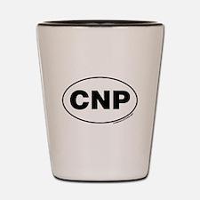 Canyonlands National Park, CNP Shot Glass