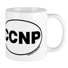 Carlsbad Caverns National Park, CCNP Small Mug