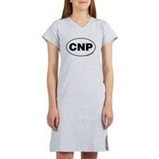 Congaree National Park, CNP Women's Nightshirt