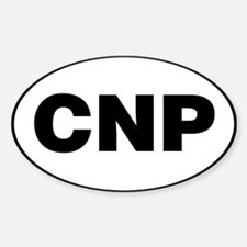 Congaree National Park, CNP Decal