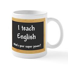 I teach English Mug