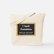 I teach Economics Tote Bag
