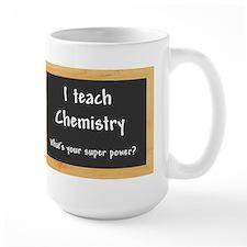 I teach Chemistry Mug