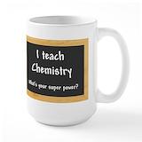 Chemistry Large Mugs (15 oz)