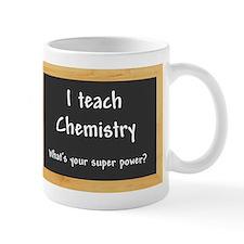 I teach Chemistry Small Mug