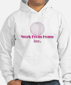 Work from Home Logo part deux Hoodie