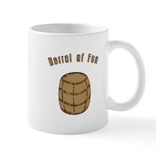 Barrel of Fun Mug