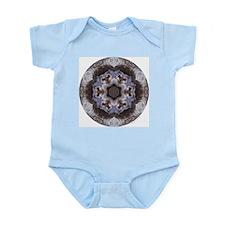 Groundhog Mandala Infant Bodysuit