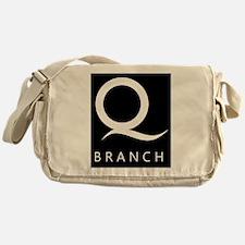 Q Branch Messenger Bag