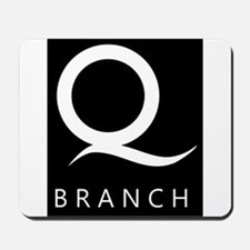 Q Branch Mousepad