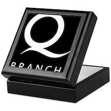 Q Branch Keepsake Box